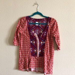 Akemi + Kin blouse from Anthropologie